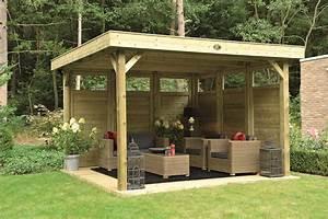 Abri De Jardin Avec Pergola : pergolas bois essonne artibois91 ~ Dailycaller-alerts.com Idées de Décoration