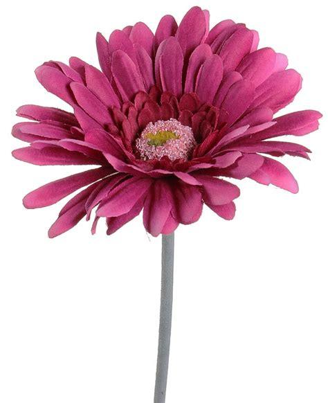 seidenblumen shop deko gerbera fuchsia 53 cm seidenblumen kunstblumen eur 1