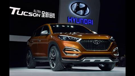 New Model Cars 2019-2020 Hyundai Ix35 Front