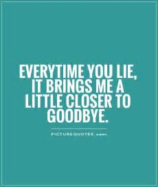 How Bad Is It To Lie On A Resume by Lies Quotes Lies Sayings Lies Picture Quotes