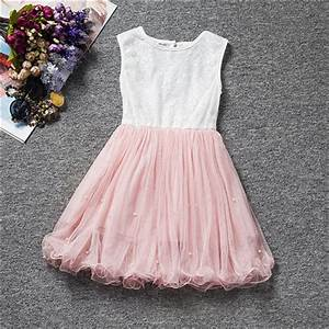 summer children clothing for teenage girl little tutu With kiabi robe princesse