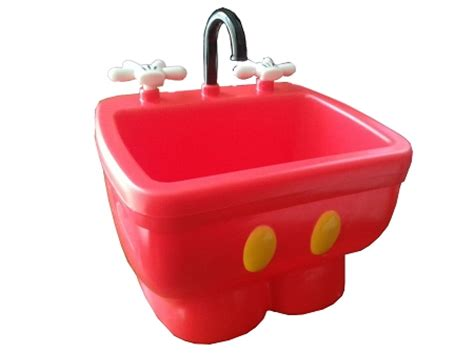 Did Merchandise Sinks by Disney Bowl Mickey Mouse Kitchen Sink
