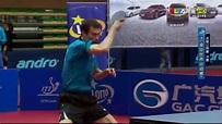 2015年波蘭桌球公開賽 男單冠軍賽 費格爾~樊振東 - YouTube