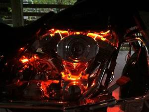 Thinking about led quot accent lighting page harley