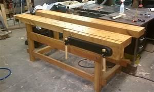 21st century workbench - by Allanwoodworks @ LumberJocks