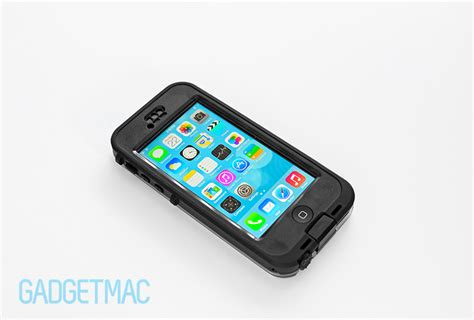 waterproof for iphone 5c lifeproof nuud iphone 5c waterproof review gadgetmac