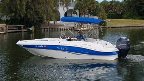 Hurricane Sundeck Used Boats by Used Hurricane Deck Boat Boats For Sale Page 5 Of 9