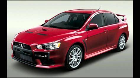 Mitsubishi Lancer Sedan by 2018 Mitsubishi Lancer Sedan Review Auto Car Update