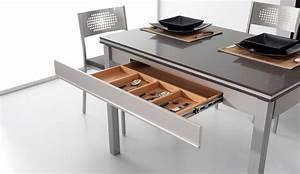 Table De Cuisine Avec Tiroir : muebles cocina muebles capsir ~ Teatrodelosmanantiales.com Idées de Décoration