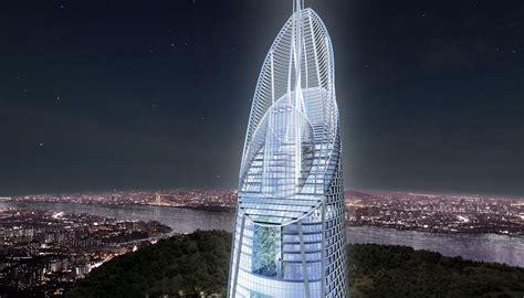 som seoul light digital media city tower sustainable
