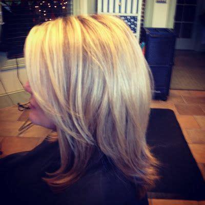 soft highlights medium length hair  kind