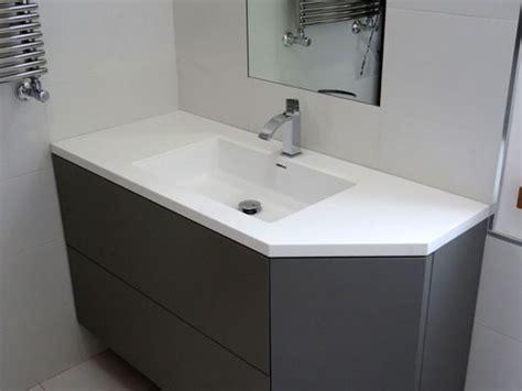 lavandino corian top da bagno in corian a napoli esempi di lavabi e