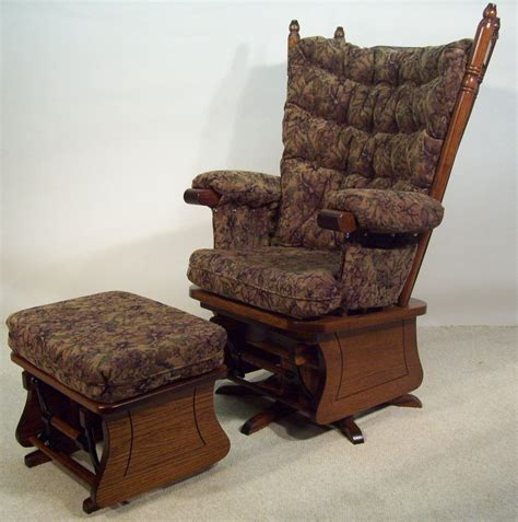 swivel rocker with ottoman awesome swivel rocker recliner with ottoman cape