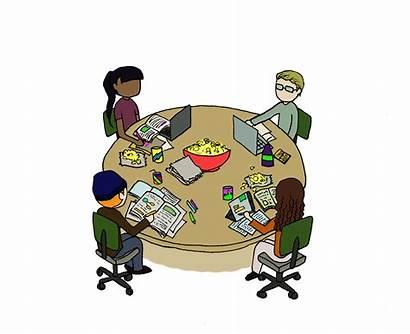 Study Peak Groups Strong Staying Illustration Key