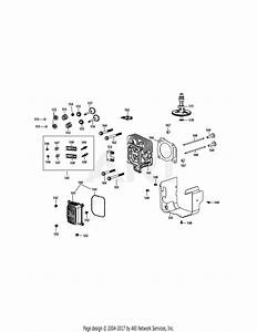 Mtd 4p90m0 Engine Parts Diagram For 4p90m0 Cylinder Head