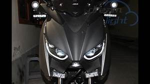 Yamaha Xmax Custom Headlamp Projector Led  The Ultimate Pride