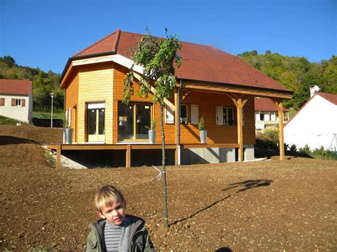 maison ossature bois bourgogne maison bois ossature bois beaune et dijon l arbre 224 l 233 trier