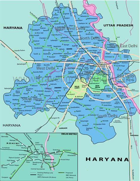 map   delhi  delhi maps mapsofnet