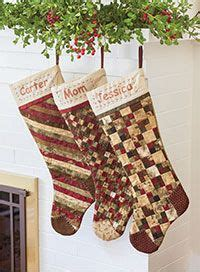 unique quilted christmas stockings ideas  pinterest