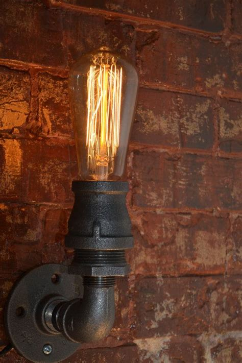wall sconce industrial lighting wall sconce