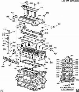 2004 Pontiac Montana Engine Diagram