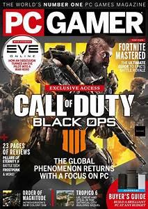 PC Gamer (UK Edition) Magazine - July 2018 Subscriptions ...