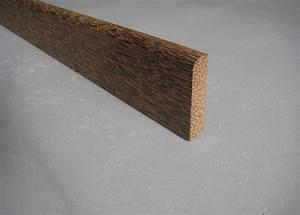 Plinthe Bois Massif : plinthe en cocotier massif 15 x 65 mm 1 arrondi ~ Melissatoandfro.com Idées de Décoration