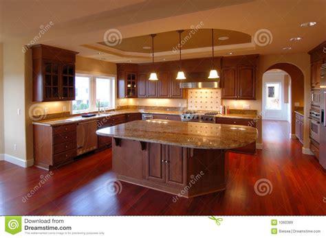 cuisine de luxe moderne luxury house interior no 4 stock image image of