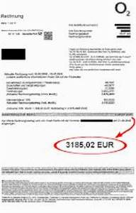 O2 Falsche Rechnung : teltarif hilft o2 buchte ber 3000 euro f r datendienste ab news ~ Themetempest.com Abrechnung