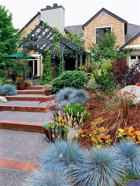 ways   ornamental grasses   landscape