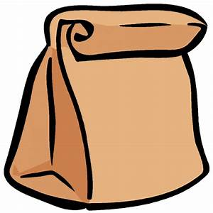 Paper Launch Bag Clipart - The Cliparts