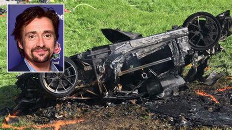Richard Hammond Suffers Serious Car Crash While Filming
