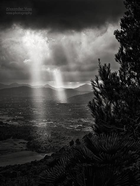 landschaftsfotografie schwarz weiss mallorca alexander