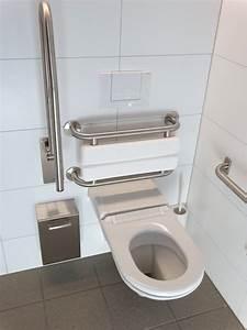 Installer Un Wc : comment calculer et installer un wc adapt pour les handicap s ~ Melissatoandfro.com Idées de Décoration