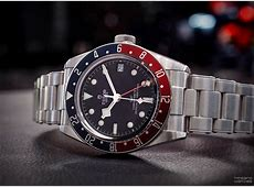 Tudor Black Bay GMT Time and Watches