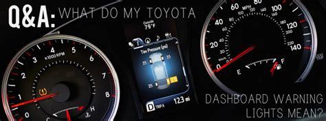 toyota corolla dashboard lights toyota corolla dashboard warning light symbols