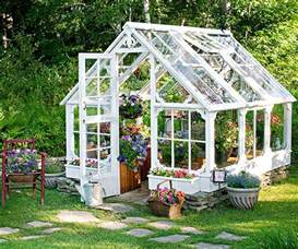 Decorative Small Green Homes by 25 Best Ideas About Greenhouses On Backyard
