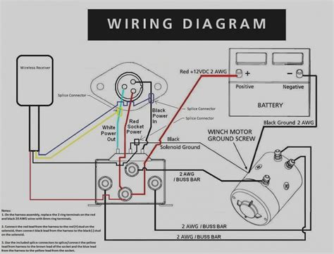 Smittybilt Winch Wiring Diagram