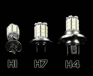 Led H4 Mit Zulassung : 2x st ck set h4 led 27 smd xenon abblendlicht fernlicht ~ Kayakingforconservation.com Haus und Dekorationen