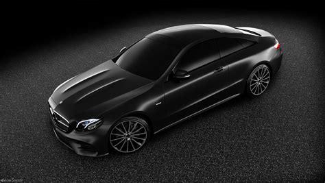 Mercedes benz e 400 d 4matic coupé amg line night edition premium plus. Вадим Сергеев - Mercedes-Benz E400 Coupe   Edition1