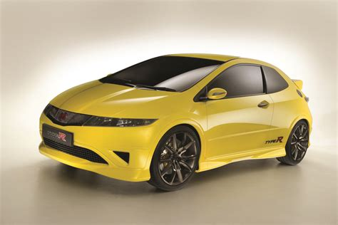 Honda Civic Type R Hd Picture by 2006 Honda Civic Type R Concept Hd Pictures