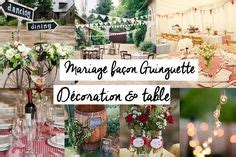 1000 images about mariage guinguette on