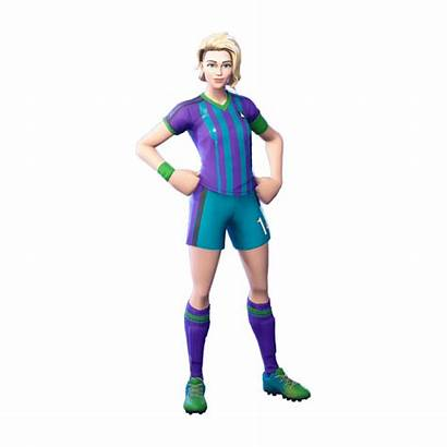 Fortnite Soccer Skin Skins Finisher Finesse Wallpapers