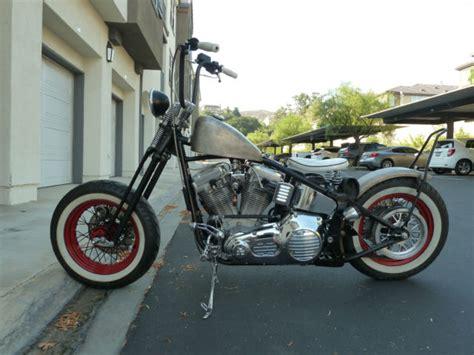 1999 Harley Davidson Softail Custom Bobber Chopper Soft