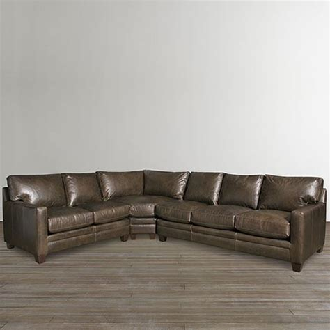 casual living room furniture leather sectionals