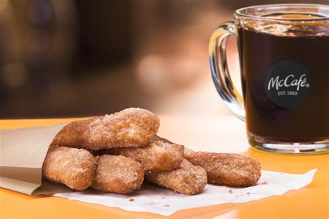But this income is not subject to payroll taxes (social security and medicare). McDonald's expands breakfast menu with donut offering   2019-02-11   Food Business News