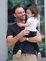 Matt Le Nevez admits fatherhood has been his biggest role ...