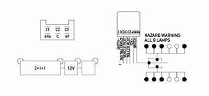 Wiring Diagram Flasher Relay