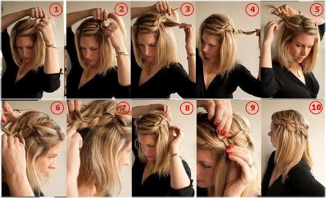 Beautiful 10 Braided Hairdo Ideas for Girls   HairzStyle