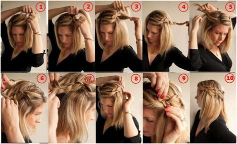 Beautiful 10 Braided Hairdo Ideas for Girls   HairzStyle